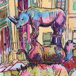 The Rhinos at Astor Place